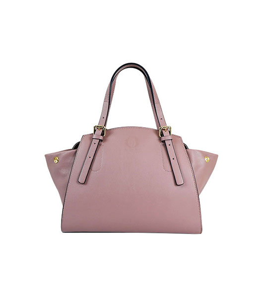 Double-Handle-Leather-Bag